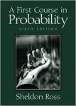 Ross, Sheldon - A First Course in Probability (6th edition)