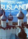 Milner-Gulland, Robin, Nikolai Dejevsky - Atlas van Rusland