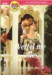 Boyle Elizabeth Vertaling  Kootje van Wijk - Vertel me Alles Candlelight Historische roman 850