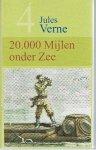 Verne, Jules - 20.000 mijlen onder zee (Bibliotheek Het Laatste Nieuws no 4)