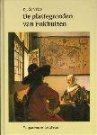 Vries, P.J. de - De Plattegronden van Enkhuizen, van Ganzeveer tot CD-Rom, 48 pag. hardcover (incl. CD-Rom), gave staat