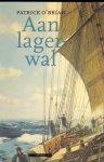O'Brian, Patrick - Aan Lager Wal, 478 pag. paperback, zeer goede staat