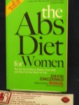 Zinczenko, David - The Abs Diet for Women / The Six-Week Plan to Flatten Your Belly and Firm Up Your Body for Life