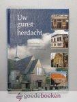 Lambregts, A.D.M. - Uw gunst herdacht --- Geschiedenis Gereformeerde Gemeente Dordrecht, t.g.v. het 75 jarig bestaan