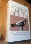 Hickey, JJ, Tom Cade eva - Peregrine Falcon Populations - their biology and decline