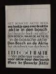 Horen, Lien van      e.a. - Het Bossche Aktieboek 1980