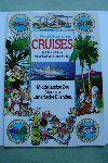 Fred Olsen Lines - Brochure Fred Olsen Lines Cruises. M.S. Black Prince: Vakantieprogramma 1984/85 : Middellandse Zee, Madeira, Canarische Eilanden.