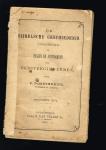 Dijksterhuis - De bijbelsche geschiedenis  voorgesteld in vragen en antwoorden voor eerstbeginnenden