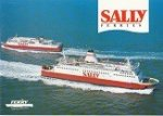 Author unknown - Sally Ferries