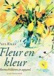 Paul Riley & Marjan Faddegon - Fleur en kleur