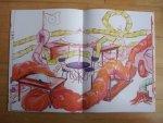 Onnen, Serge ; Irma Boom (book design) - Tubu (signed)