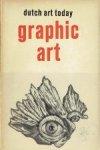 intro. W.Jos. de Gruyter - Dutch art today  Graphic art