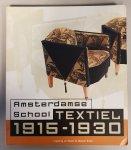 Roode, I. de / Groot, M. - Amsterdamse School [Textiel 1915-1930]