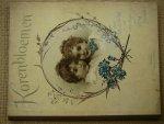 Rop,Antoon Leonard de [1837-1895] - KORENBLOEMEN. Met teekeningen van H.M.Bennett.