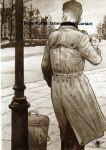 Reve, Gerard / Matena, Dick - Prentbriefkaart: De Avonden. Een beeldverhaal (deel 1)