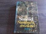 Simmel - Niemand is een eiland / druk 1