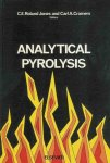 Jones, C.E. Ronald & Carl A. Cramers. - Analytical pyrolysis: proceedings of the Third International Symposium on analytical pyrolusis held in Amsterdam, September 7-9, 1976.