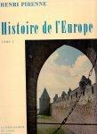 Pirenne .H. (ds2002) - Histoire de l'Europe , des invasions au XVIe siecle