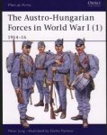 Jung, P; - Austro-Hungarian forces in World War 1: 1916-18 (dl2)