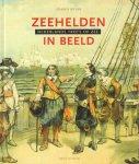 Boven, Graddy - Zeehelden in Beeld (Nederlands trots op zee), 143 pag. hardcover, zeer goede staat