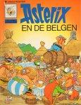 Gosginny, R. en A. Uderzo - Asterix en de Belgen, softcover, goede staat