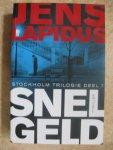 Lapidus, Jens - De Stockholm-trilogie 1 : Snel geld