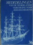 - Mededelingen van de Ned. Ver. voor Zeegeschiedenis