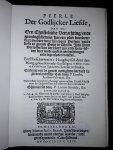 Casmannum, Otho - Peerle der Godlijcker liefde, dat is: een christelijcke betrachting, ende grondige bewijs enz