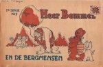 Toonder, Marten - Heer Bommel en de Bergmensen (2e serie no. 7). BV16a.