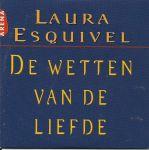 Esquivel, Laura - De wetten van de liefde (met CD)