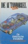 Boer, de / Dobbelaar / Mom - De  automobiel ( de nieuwe Steinbuch, deel 8, de elektrische installatie )