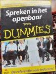 Kushner - spreken in het openbaar voor Dummies