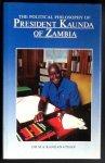 Ranganathan, M.A. - The political philosophy of President Kaunda of Zambia