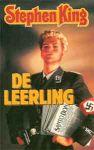King, Stephen - Leerling, de (cjs) stephen king (nl-talig) Luitingh 9024515726 gelezen boek met licht zonverkleurde rug, en tikkie vergeeld maar mooie staat. VEEN uitgever.