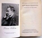 Nietzsche, Friedrich - Also sprach Zarathustra (Ein Buch fur alle und keinen) (Ex.1) (DUITSTALIG)