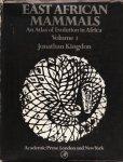 Kingdon, Jonathan - East African Mammals - An Atlas of Evolution in Africa vol. 1