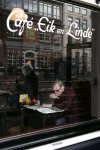 Eijnden, Janus van den - Cafe Eik en Linde (signed and numbered)
