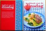 - kookboek voor de dinsdag