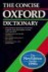 Allen, R.E. , Fowler, H.W. and F.G. - The Concise Oxford Dictionary of Current English