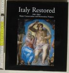 div. - Italy Restored. Major Conservations and Restoration Projects