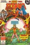 Baldakijn - De New Teen Titans 03, geniete softcover, zeer goede staat