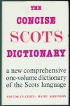 Robinson, Mairi (red.) - The Concise Scots Dictionary
