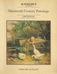 Sotheby's, - ninenteenth century paintings