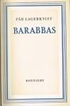 Lagerkvist - Barabbas