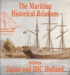 Veenstra, A - The Maritime Historical Relations between Japan and IHC Holland