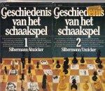 Silbermann - Geschiedenis v.h. schaakspel 2 dln