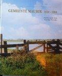 Redactie - Gemeente Maurik 1818-1998