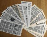 Geknipt voor u - Aantal (41) knipsels: de rubriek Geknipt voor u uit Vrij Nederland
