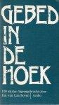 Laarhoven, Jan van - GEBED IN DE HOEK