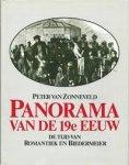 Zonneveld, P. van - Panorama van de 19e eeuw